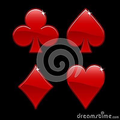 Casino Elements EPS