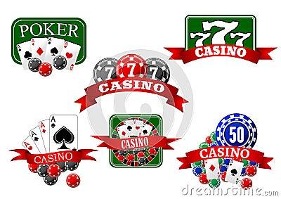 Casino, jackpot and poker gambling icons Stock Vector: Casino, jackpot and poker gambling icons Casino, Jackpot And Poker Gambling Icons Stock Vector - Image: 61003503 - 웹