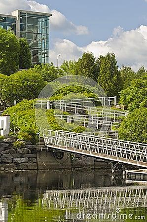Free Casino Lac-Leamy Gatineau, Quebec, Canada Stock Image - 27478201