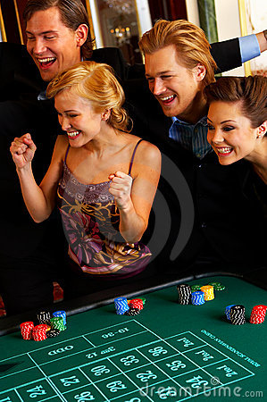Casino Party Stock Images - Image: 2250764