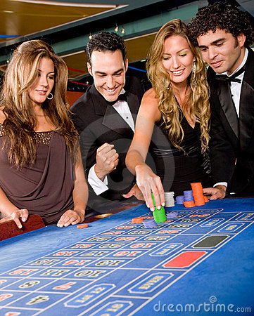 Casino people
