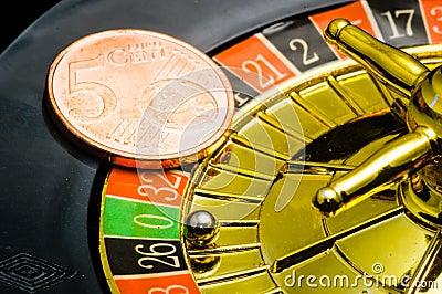 Casino Roulette an euros