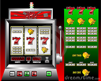 Slot Machine Stock Illustrations – 2,477 Slot Machine Stock ...