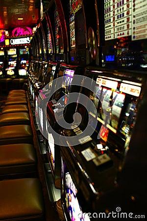 Free Casino Slot Machines Stock Images - 3586924