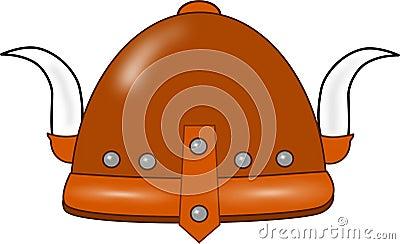 Casque d isolement de Viking avec des klaxons
