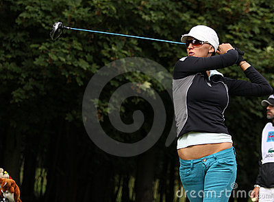 Cassandra Kirkland, Ladies French Open 2010 Editorial Photo