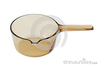 casserole en verre pour le four photo stock image 58476319. Black Bedroom Furniture Sets. Home Design Ideas