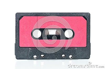 Cassete de banda magnética
