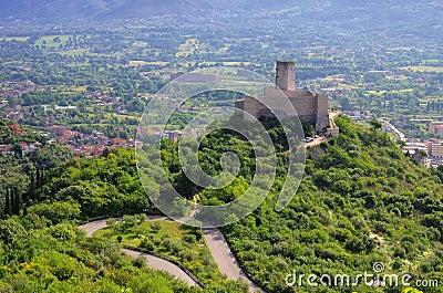 Cassino castle