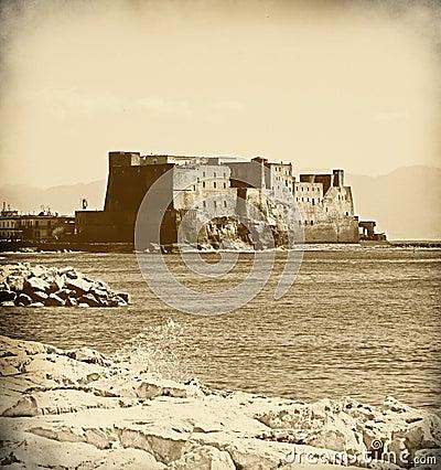 Castel dell Ovo - Naples - Italy