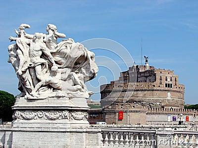 Castel S. Angelo, Rome