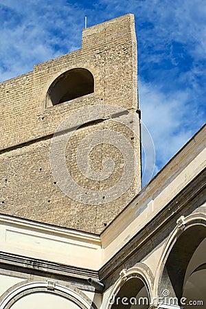 Castel Sant Elmo, Naples
