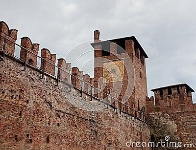 Castel Vecchio tower