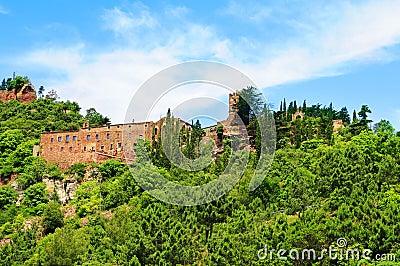 Castell d Escornalbou, Spain