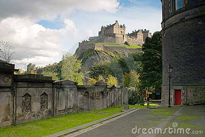 Castello di Edinburgh