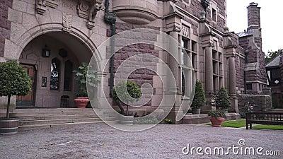 Castello di Tjoloholm video d archivio