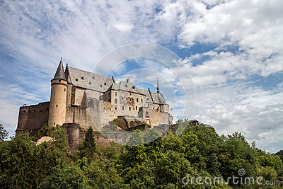 Castello di Vianden