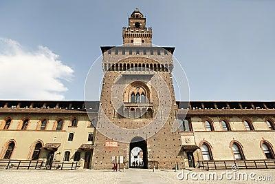 Castello Sforzesco / Sforza Castle