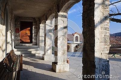 Castelmonte sanctuary, Cividale del Friuli. Italy