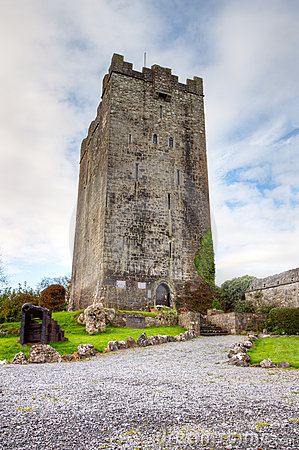 Castelo de Dysert O Dea, Co. Clare - Ireland.