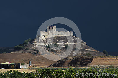 Castelo de Penafiel, Valladolid