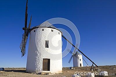 Castile-La Mancha, Spain.