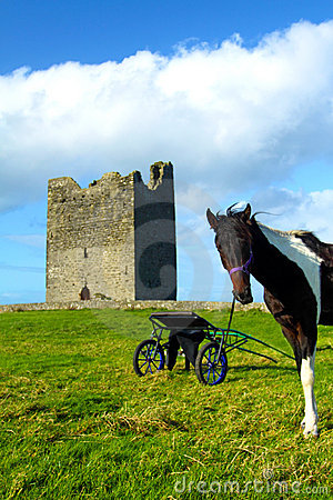 Castillo Co. Sligo Irlanda de Easky