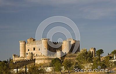 Castillo de Belmonte from Far