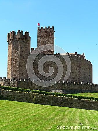 Castillo de Javier, Navarra ( Spain )