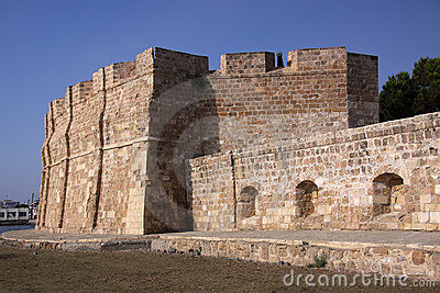 Castillo de Larnaca
