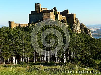 Castillo de Loarre , Huesca (Spain)