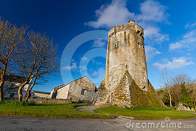 Castillo de Newtown en Co. Clare
