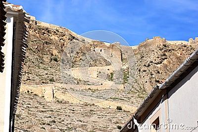 Castillo de Penas de San Pedro, La Mancha, Spain