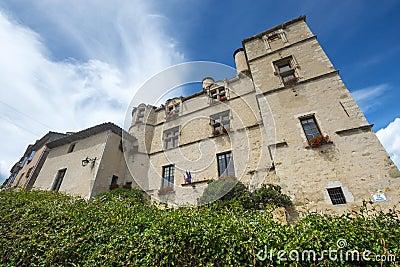 Castillo francés-Arnoux