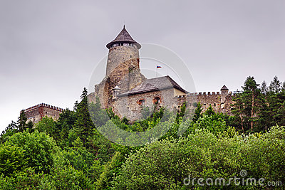 Castillo gótico Stara Lubovna