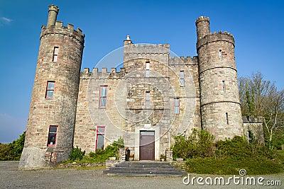 Castillo irlandés
