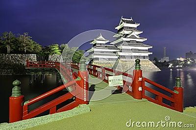 Ματσουμότο Castle στο Ματσουμότο, Ιαπωνία
