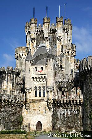 Free Castle Royalty Free Stock Photo - 4449735