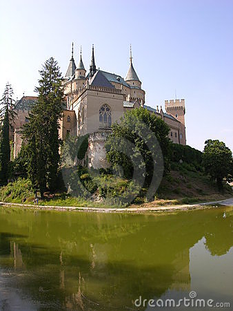 Free Castle Stock Image - 486031