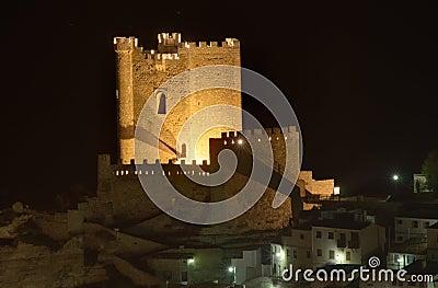 Castle of Alcala del Jucar