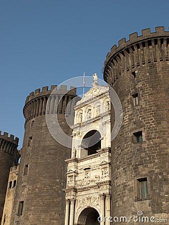 Castle angioino