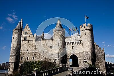 Castle, Antwerp, Belgium