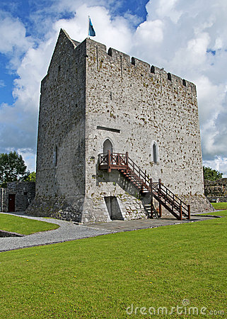 The Castle at Athenry, Ireland