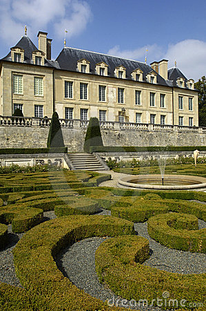 Castle of Auvers sur Oise