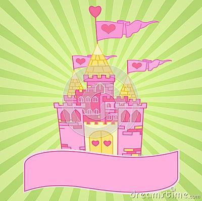 Castle background