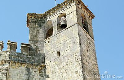 Castle bell tower
