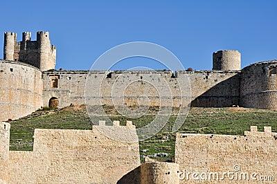 Castle of Berlanga de Duero, Castile and Leon (Spain)