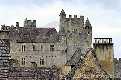 Castle of Beynac, France