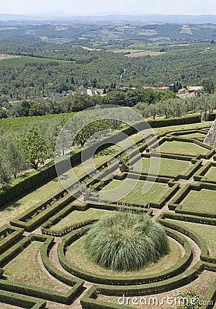 Castle of Brolio