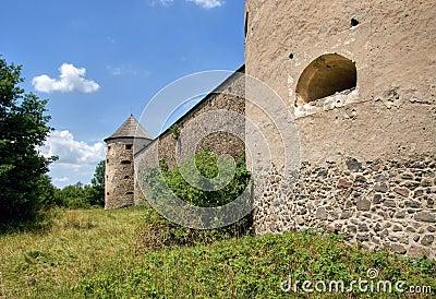 Castle Bzovik , Slovakia